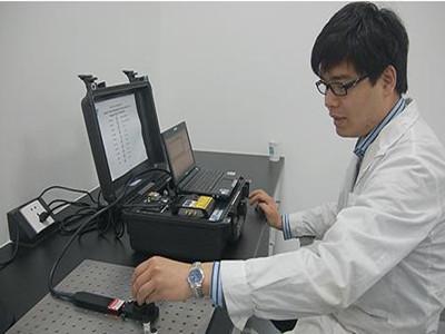 拉曼光谱仪培训现场