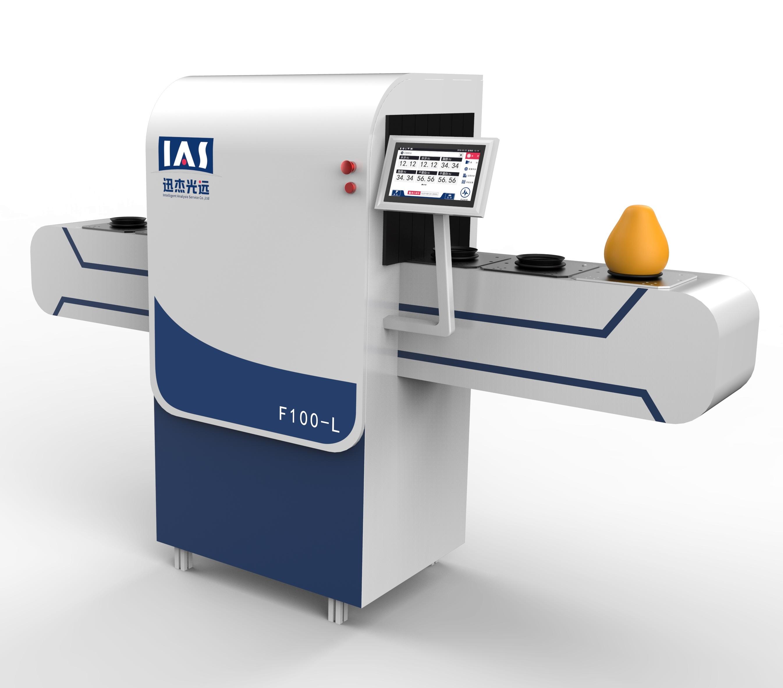 近红外光谱水果内部品质自动检测系统